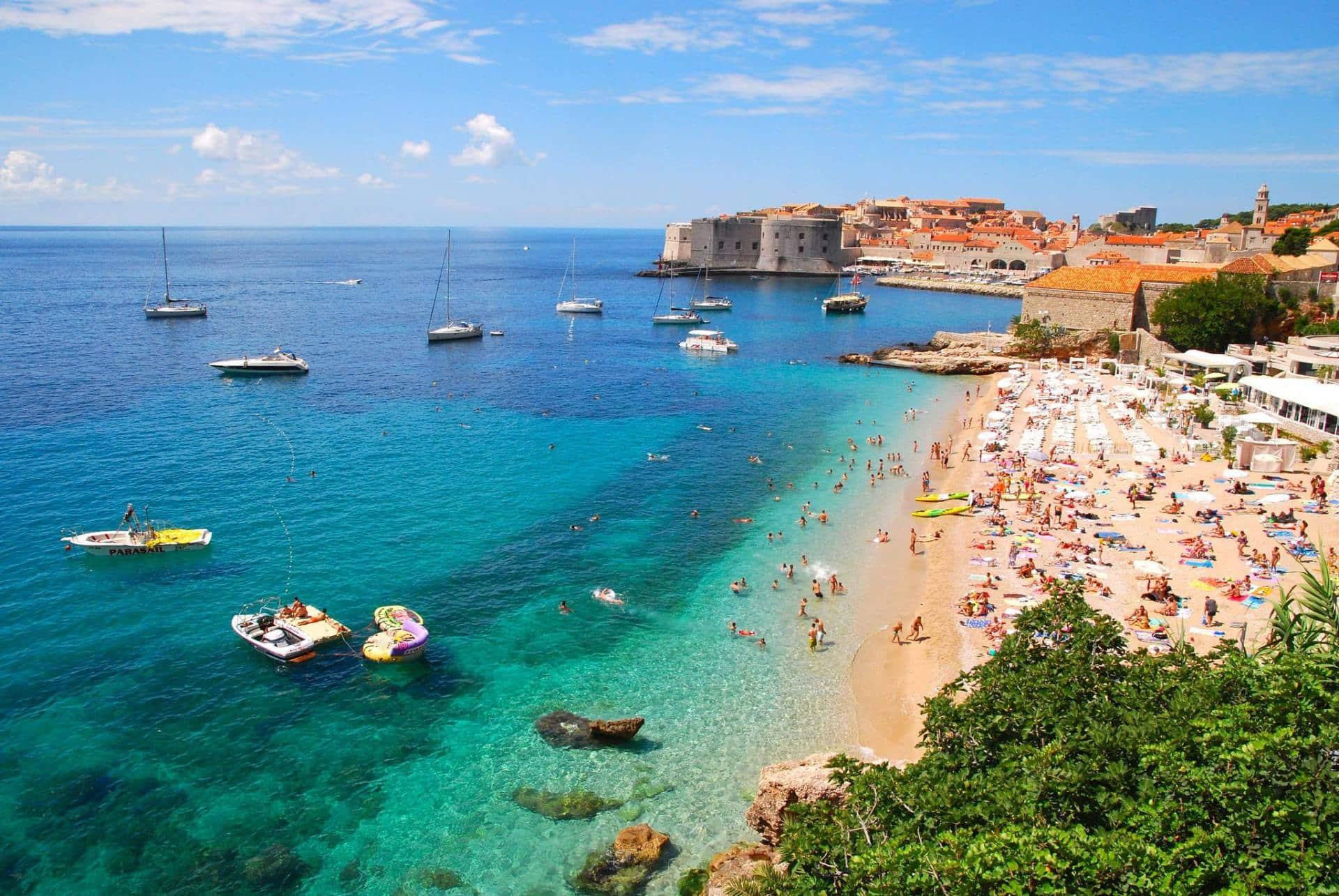 5 amazing beaches in croatia welcome to croatia