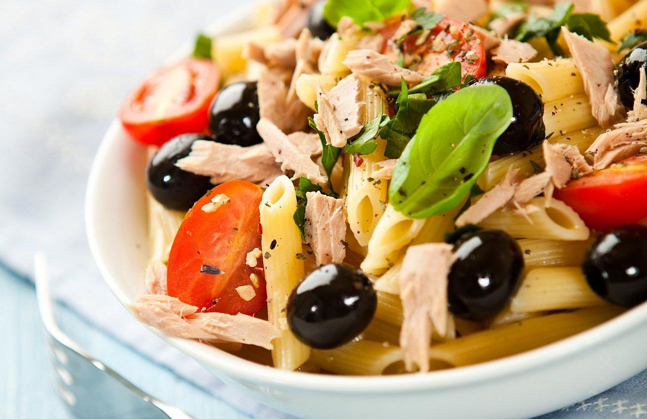 cold pasta saladd