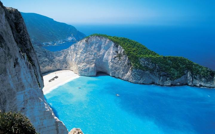 Greece - Zakyntos island - Navagio Beach