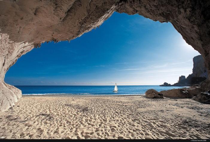 Italy - Sardinia - Cala Luna beach