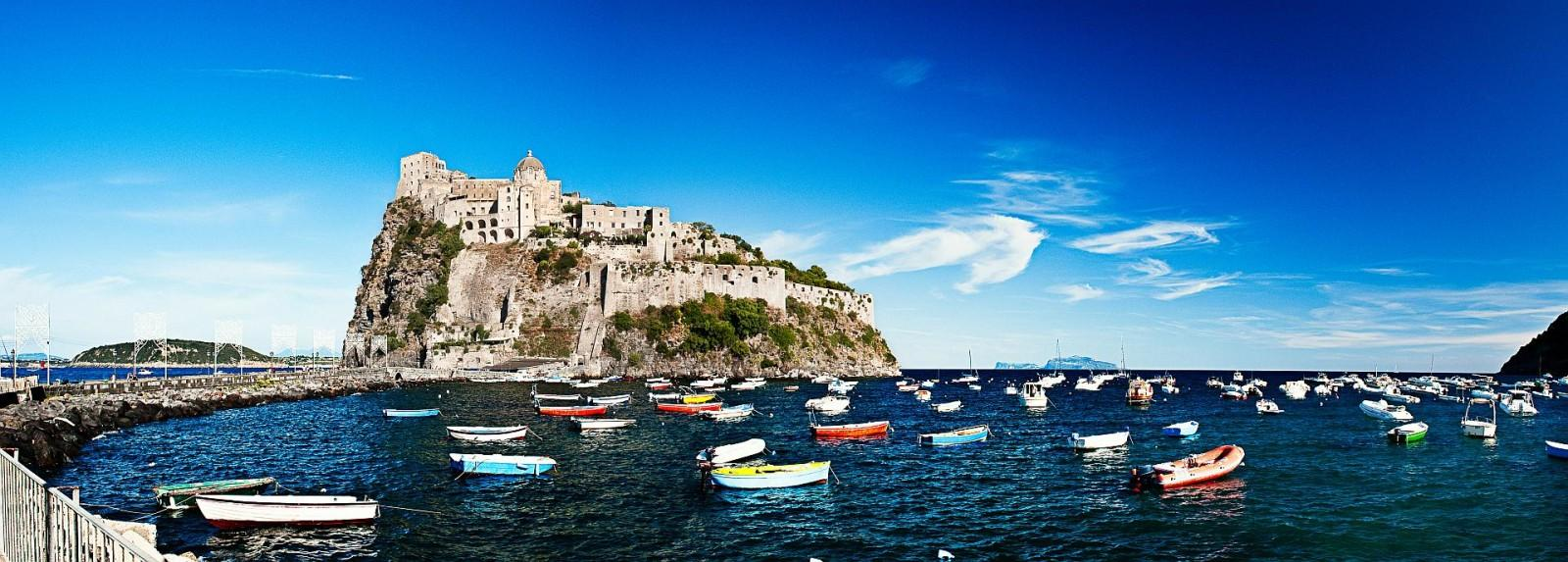 Little Ischia island