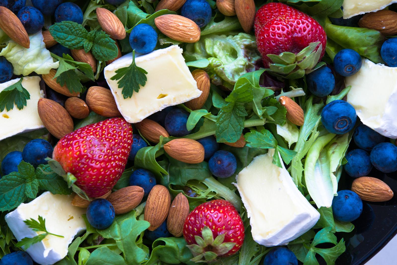 Mediterranean Diet (Amazing Almond)