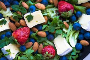 Almonds Mediterranean Diet