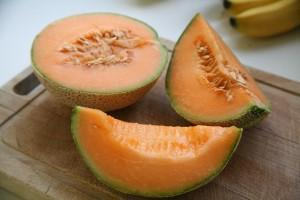 Melon Mediterranean fruit