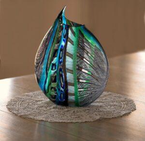 Murano glass Burano lace