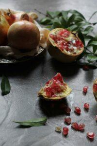 Pomegranate Mediterranean life