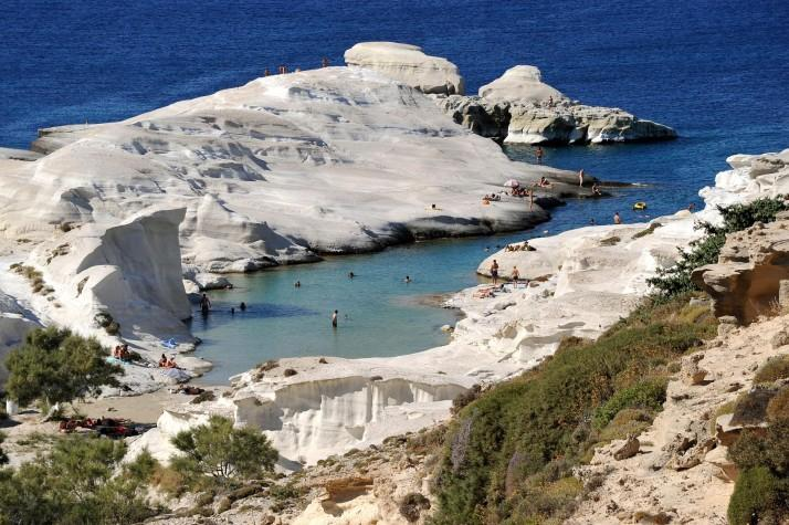 Sarakiniko Greece